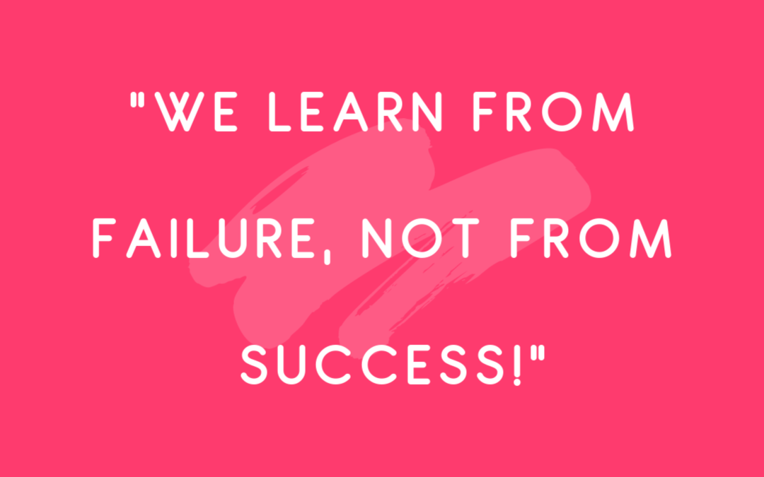 25 Quotes About Mistakes That (Hopefully) Inspire You to Stop Judging Yourself so Harshly