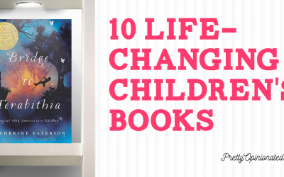 10 Children's Books that Totally Traumatized or Changed Me for Life