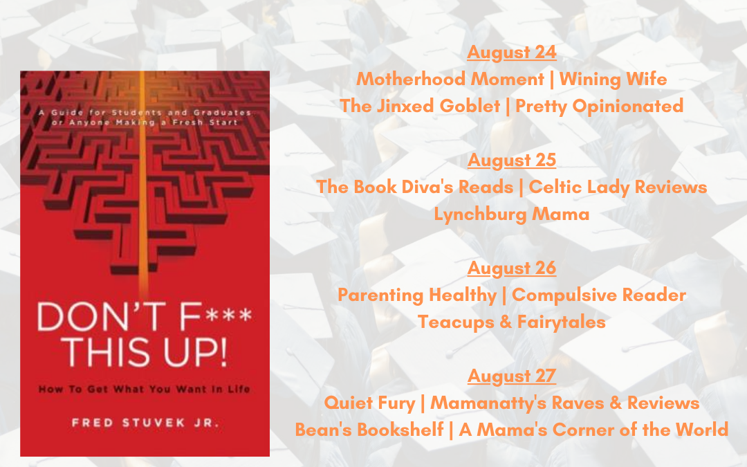 5 Steps to Restart Your Career from Fred Stuvek, Author of Don't F*** This Up!