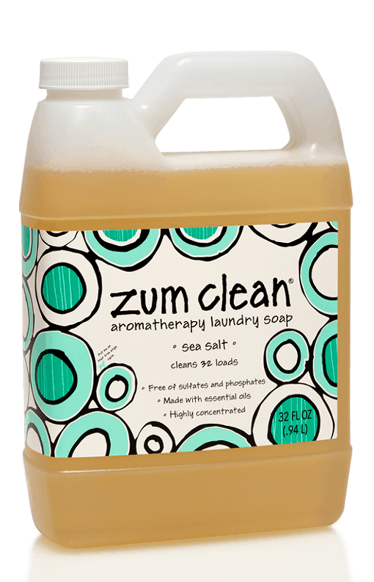 Zum Clean Sea Salt Laundry Soap