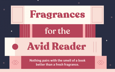 10 Classic Books and Perfumes to Match Them (Infographic)