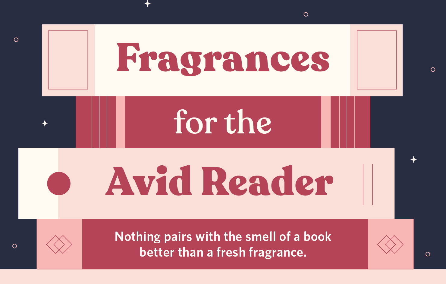 One way to communicate your love for your favorite novel while connecting deeper with it is by activating your olfactory senses, which is where these fragrance and book pairings come into play. Take a look!
