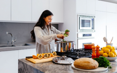 5 Secrets to Cooking Healthier This Year