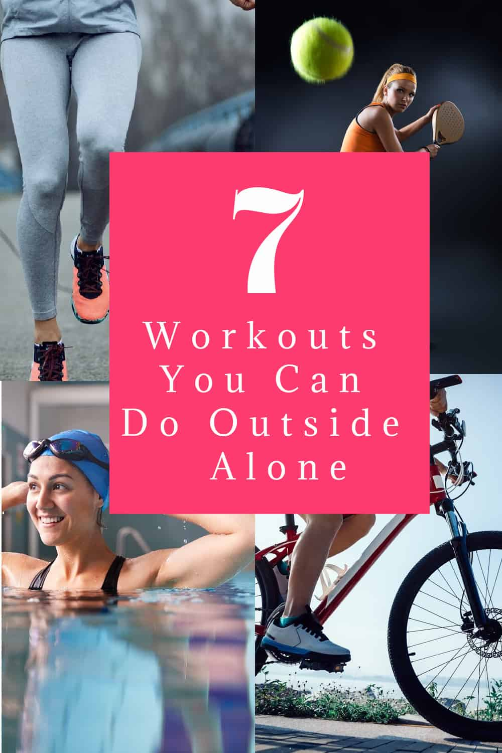Worried about how you'll stay in shape when you can't get to the gym? Author and expert celebrity fitness trainer Oscar Smith share some great workouts you can do outside alone.