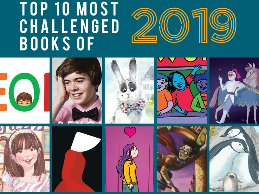 Banned Books Week: Top 10 Most Challenged Books of 2019 + Free Resources