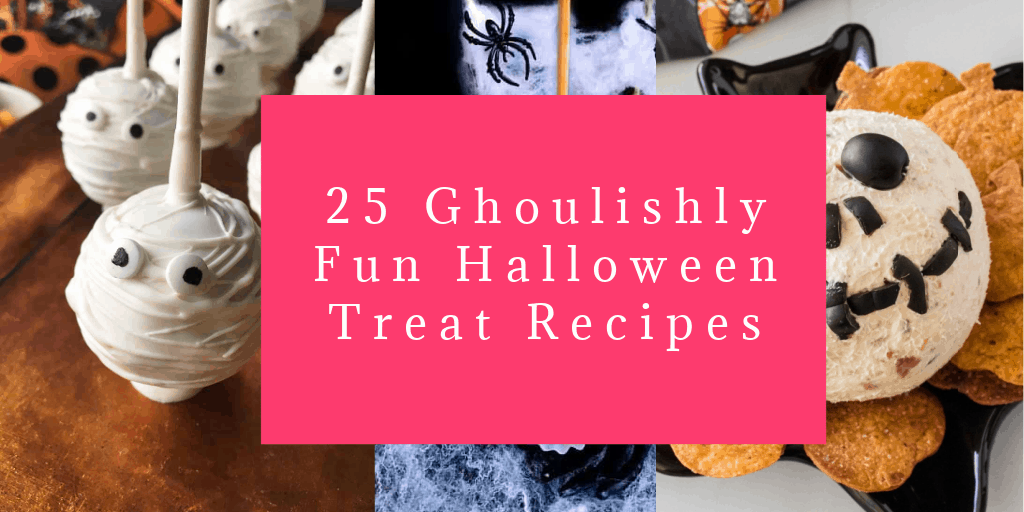 25 Ghoulishly Fun Halloween Treat Recipes to Make for Your Kids
