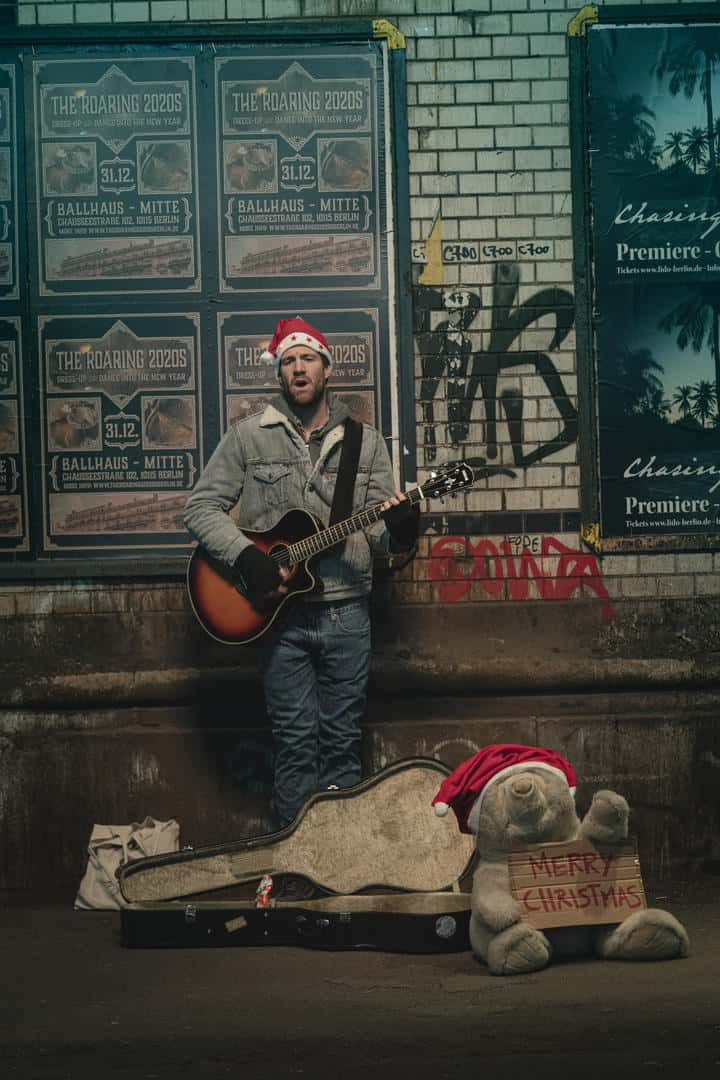Überweihnachten- Coming in November