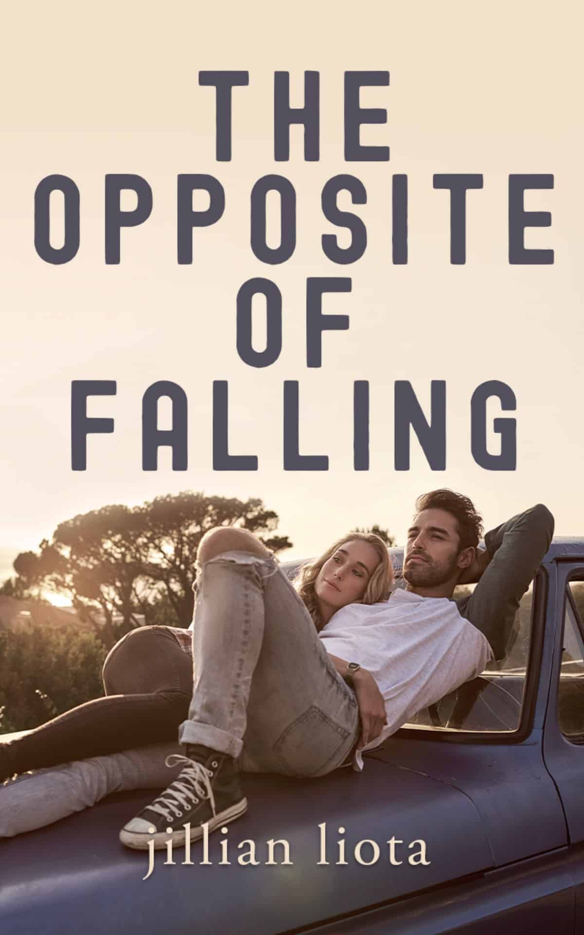 The Opposite of Falling cover