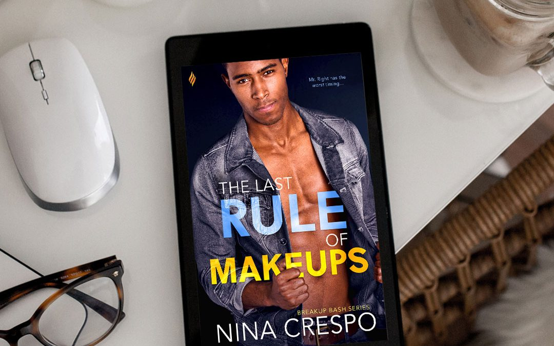 The Last Rule of Make-Ups by Nina Crespo (Hot New Romance Read + Amazon Gift Card Giveaway)