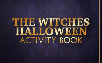 Roald Dahl's The Witches: Free Printable Activity Pack and More!