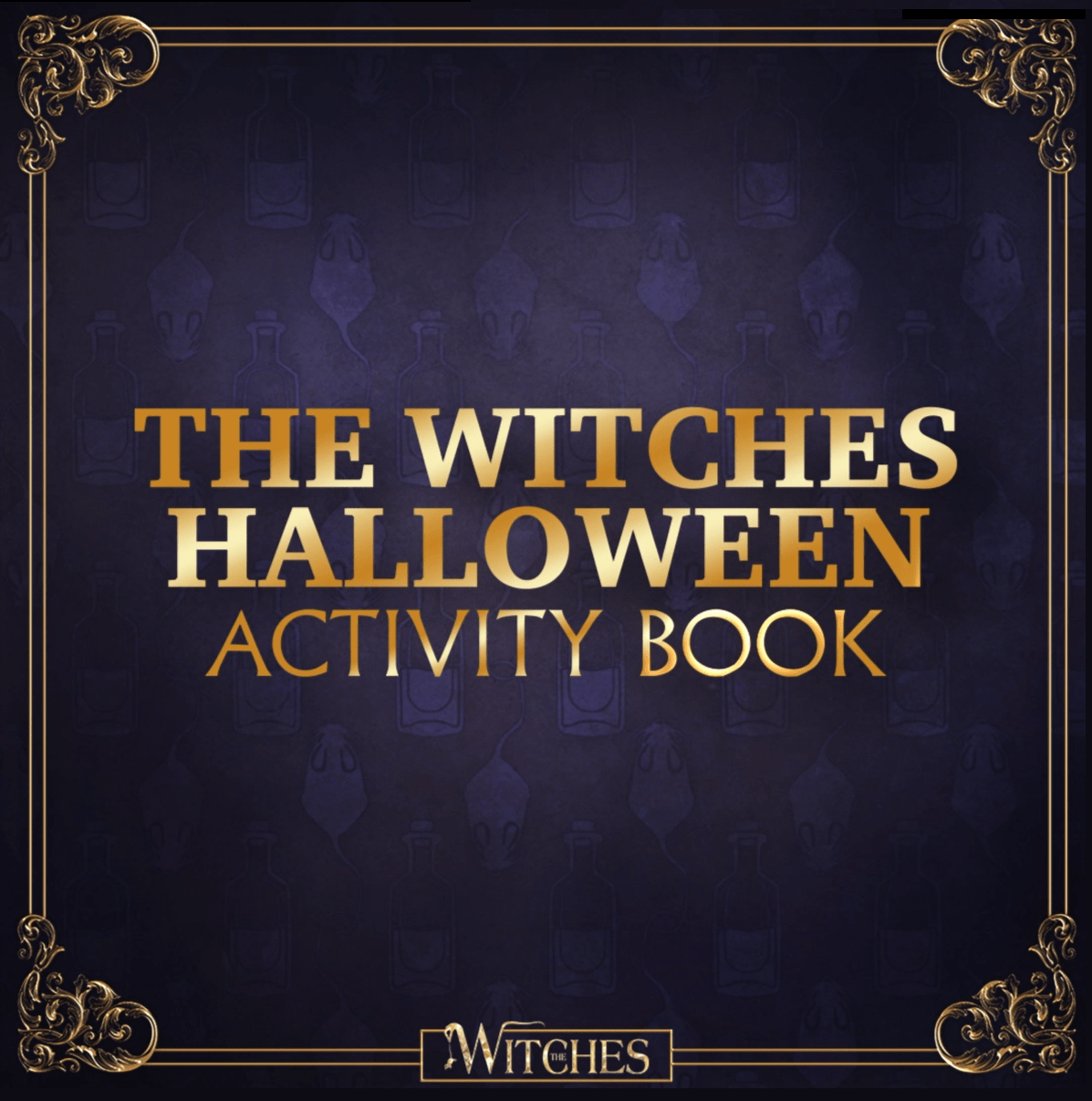 Roald Dahl's The Witches Activity Pack