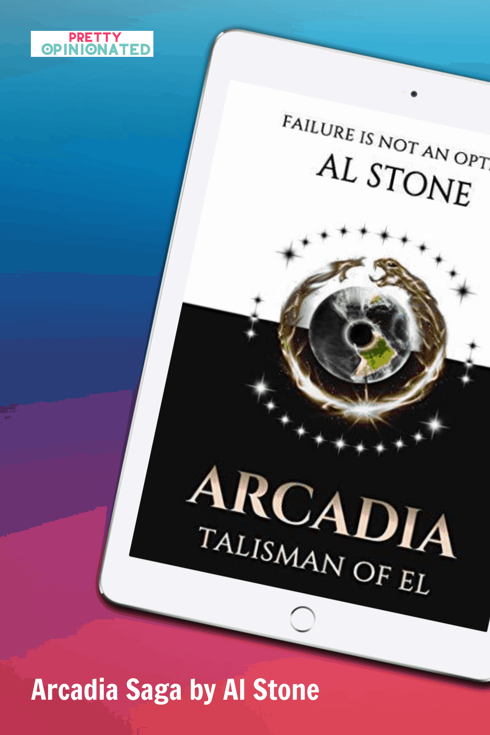 If you're craving a new YA fantasy read that really pulls you in, you'll definitely want to check out Arcadia by Al Stone! The complete trilogy is currently available on Amazon.