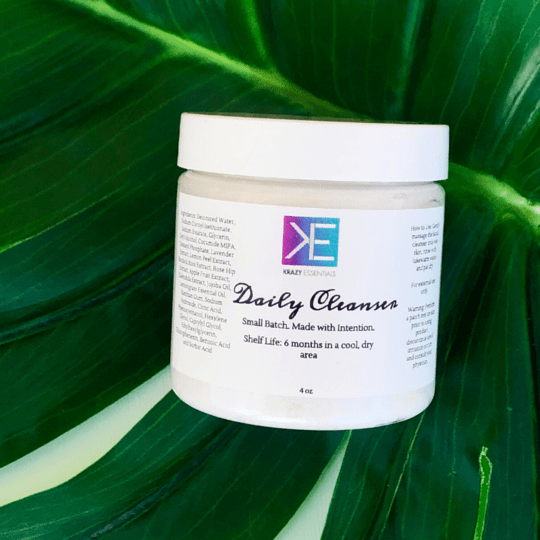 krazy essential daily cleanser 16 Awesome Holiday Gifts from Small & Women-Owned Businesses
