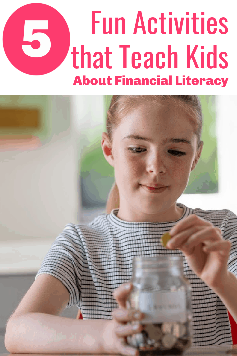Looking for ways to make learning about financial literacy more fun for your kids? Check out these free printable worksheets, plus tips on how to use them!
