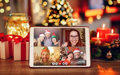 5 Tips for Celebrating the Holidays Virtually This Year