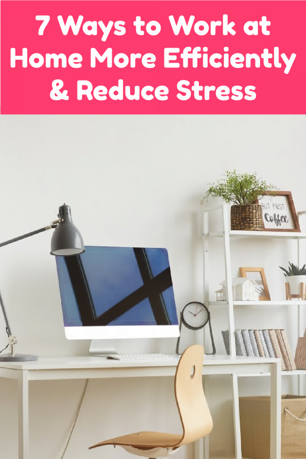 With these easy time management tips, you can work more efficiently and avoid a ton of stress. Check them out!