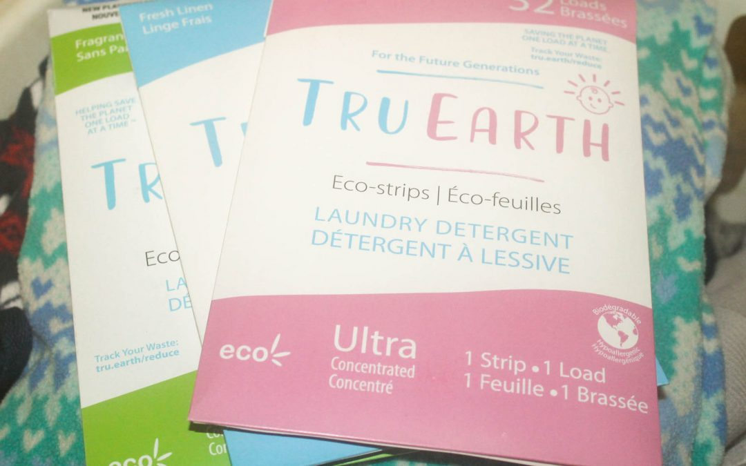 Tru Earth Eco-strips Laundry Detergent : Do These Neat Little Strips REALLY Clean Your Clothes?