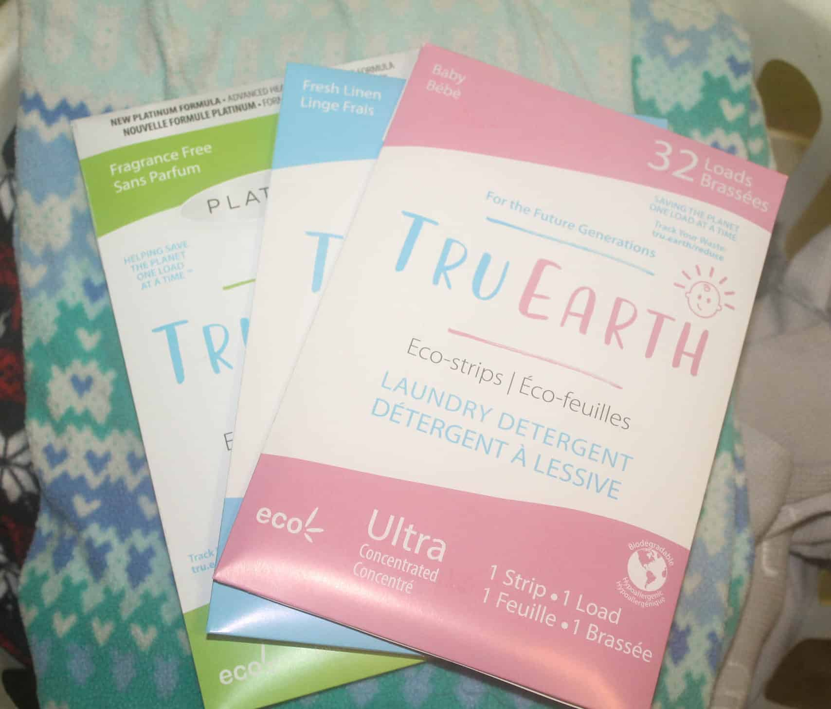 Tru Earth Laundry Eco Strips Review 7 Tru Earth Eco-strips Laundry Detergent : Do These Neat Little Strips REALLY Clean Your Clothes?