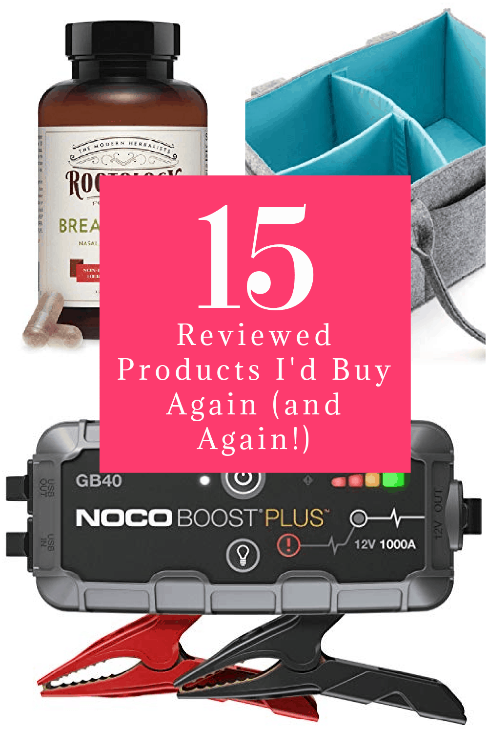 """I'm taking a nostalgic trip down memory lane by digging through my review archives to find the most """"stand out"""" products of the decade. These are all things I've either bought or would buy again and again!Check them out!"""
