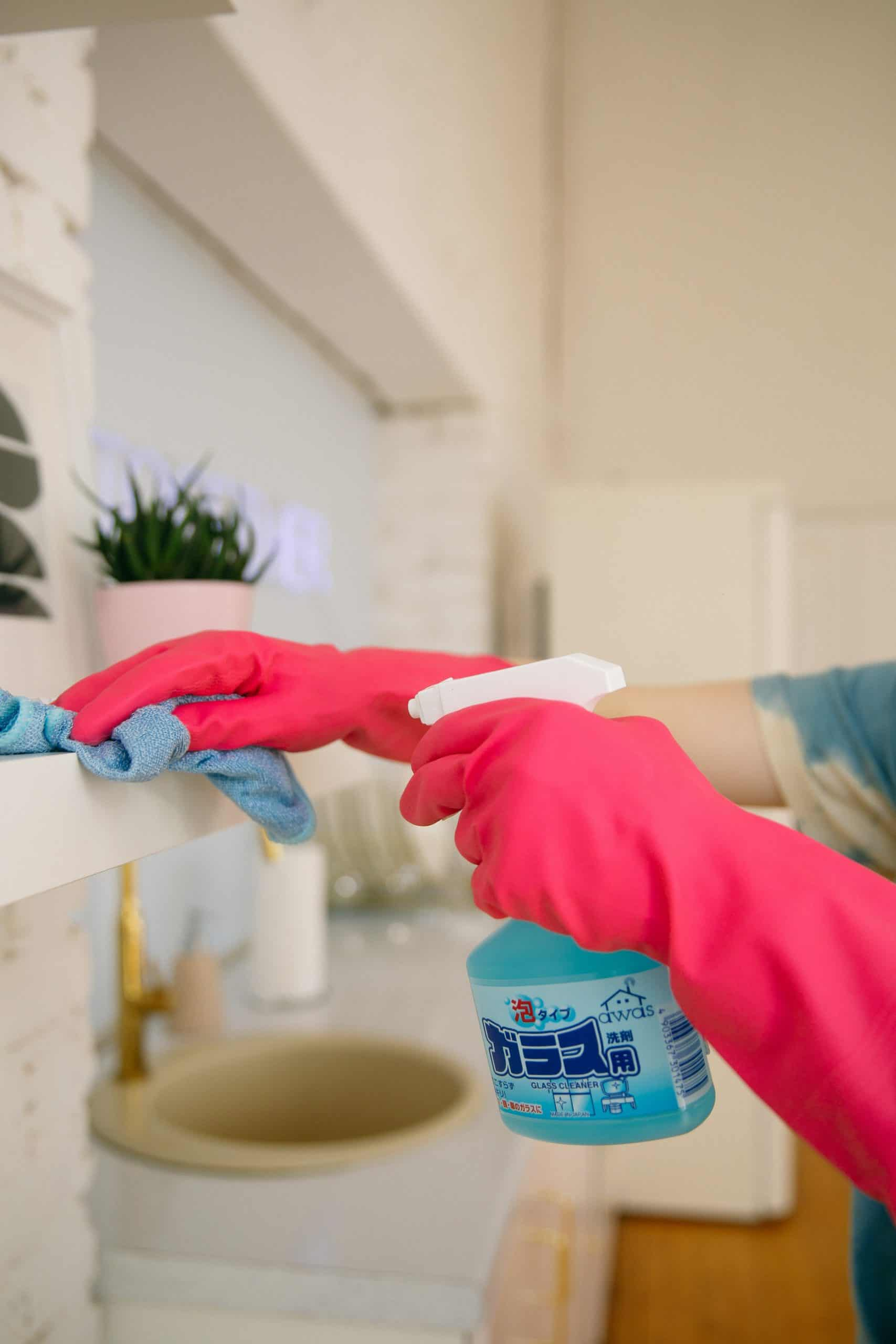 Spring Cleaning During COVID: Why You Should Definitely Still Do It!