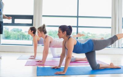 5 Benefits of Consistent Yoga Practice