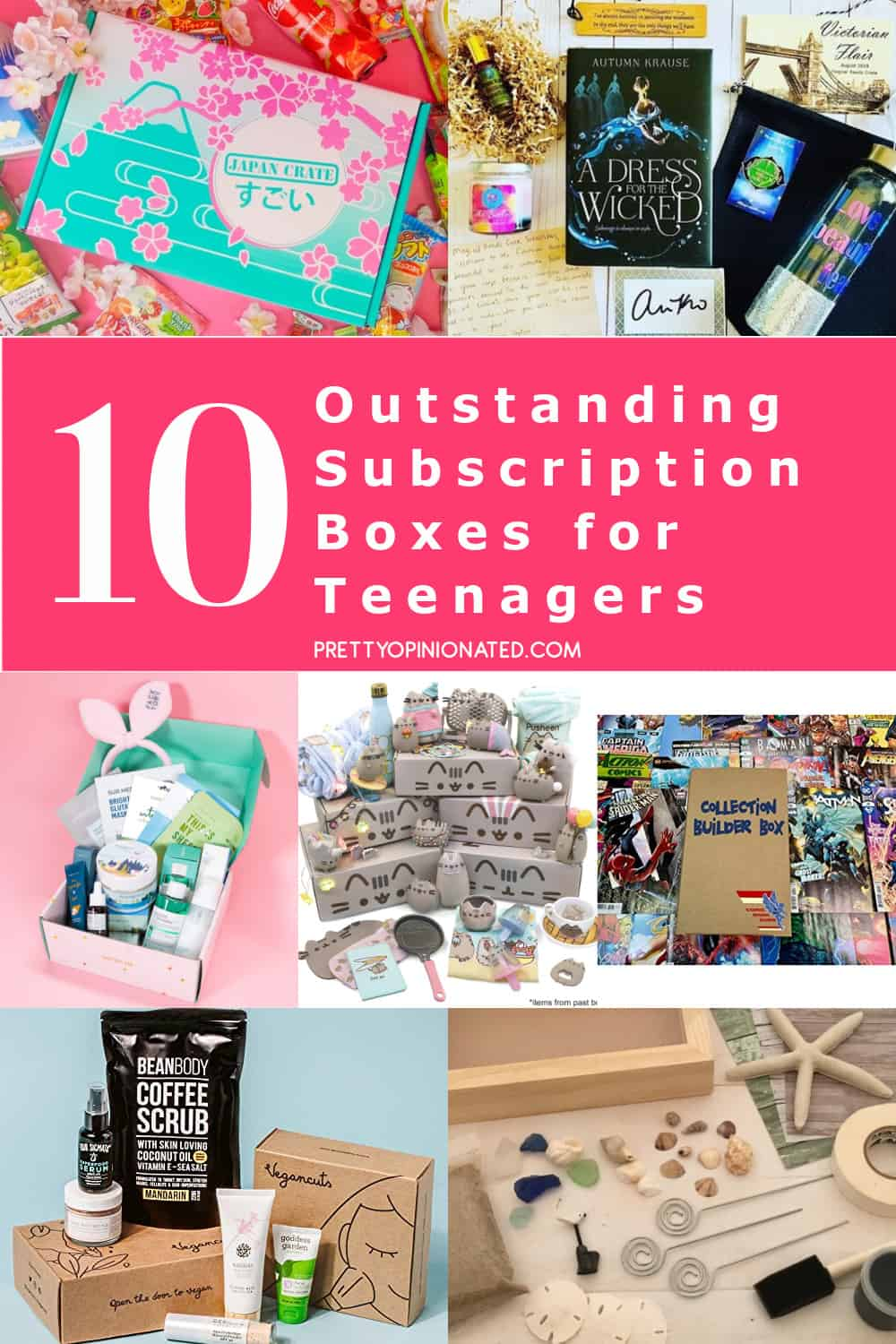 Top 10 Best Subscription Boxes for Teens (2021)