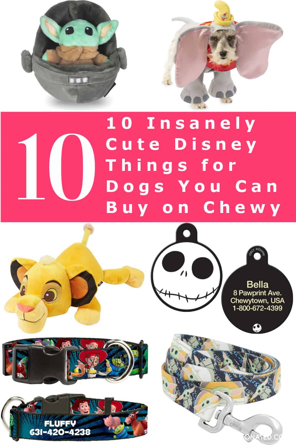 chewy disney dog collection favorite finds