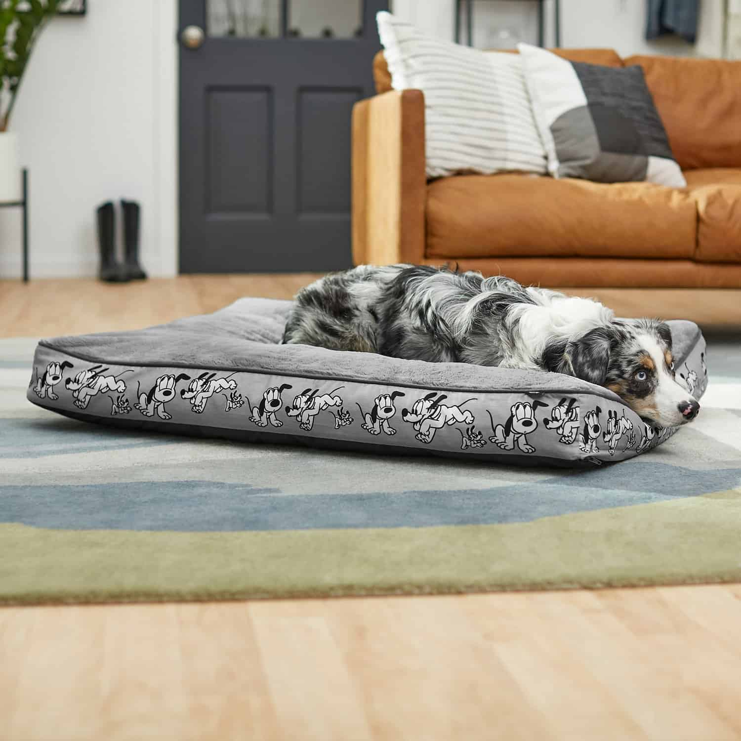 Disney Pluto Pillow Dog Bed (also good for cats)