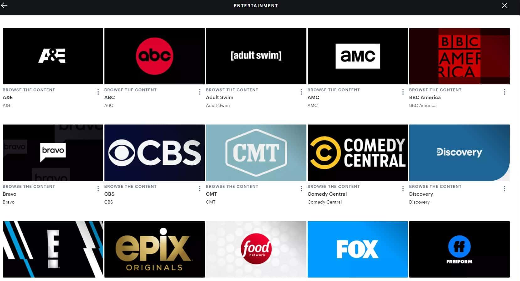 Hulu cable alternative
