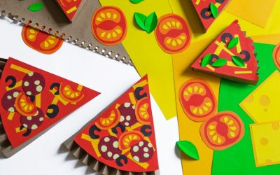 Fun School Crafts to Keep Kids Hyped About Learning All Year Long