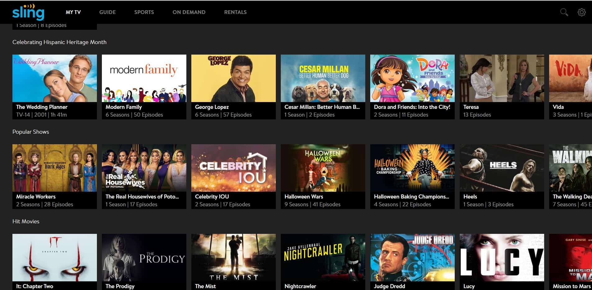 Sling TV is one of the best options to cut the cord in 2021