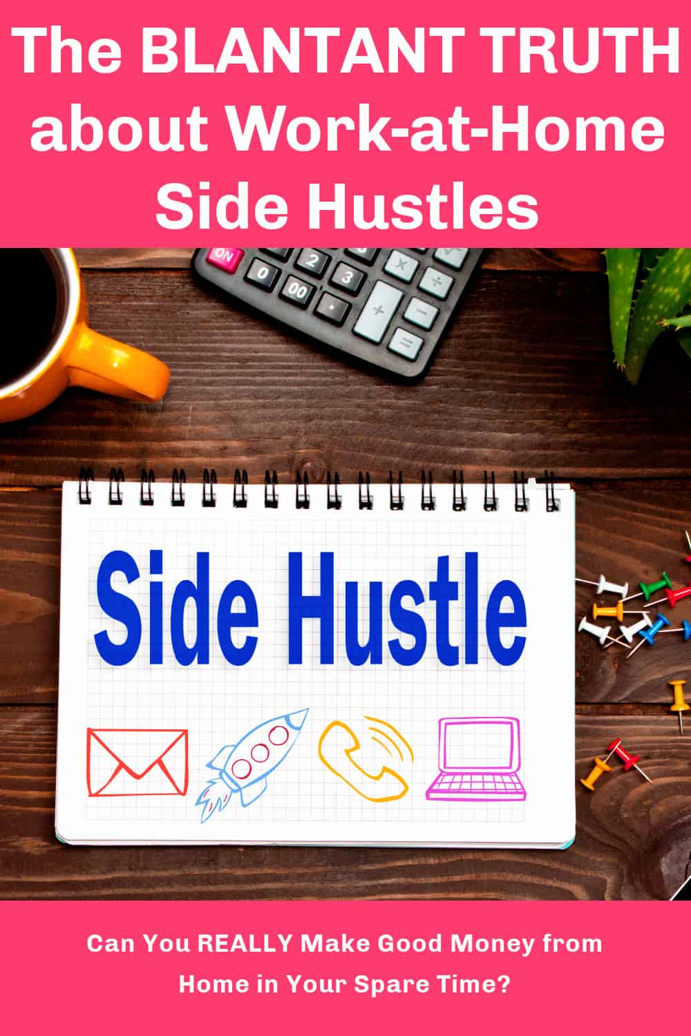 Can You REALLY Make $1,000 a Month From Work-at-Home Side Hustles?